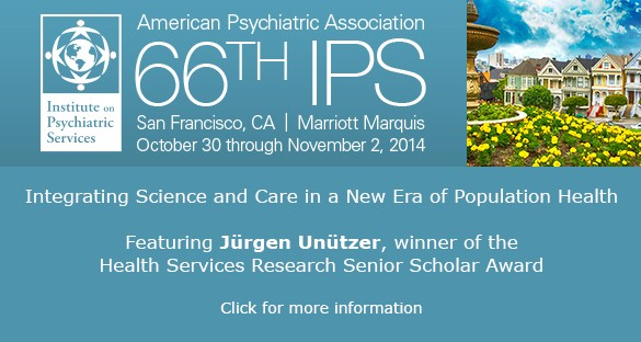The AIMS Center will be at the IPS meeting in San Francisco!