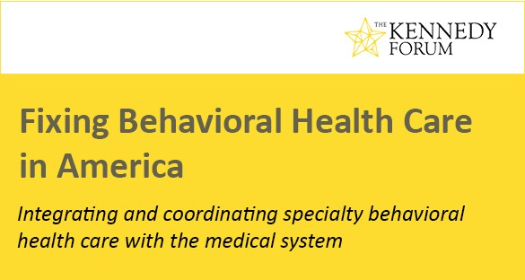 An issue brief published by the Kennedy Forum in  partnership with the AIMS Center
